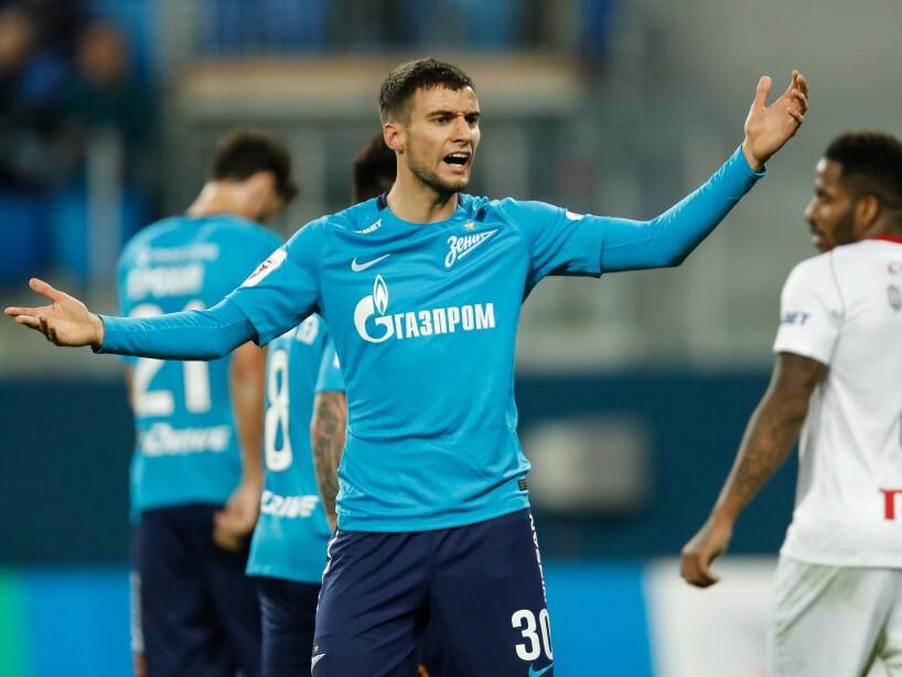 FC Zenit Saint Petersburg vs FC Lokomotiv Moscow - Russian Premier League