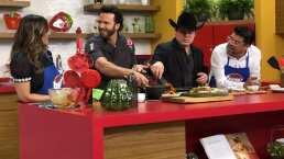 Cocina de hoy: Pescado zarandeado, en compañía del cantante Alfredo Olivas