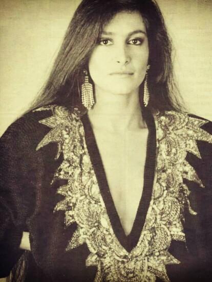 La actriz, cantante y presentadora Daniela Romo nació el 27 de agosto de 1959 en la Ciudad de México.