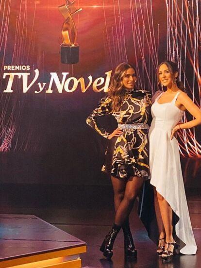 Este año, Cynthia Urías y Galilea Montijo dieron a conocer la lista de los nominados a los Premios TVyNovelas 2020, mismos que reconocen a lo mejor de la televisión mexicana.