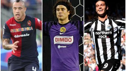 Nainggolan, Ochoa y Carroll son algunos de los más importantes regresos.