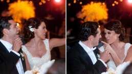 Fans de Jacky Bracamontes y Martín Fuentes reviven el día de su boda tras celebrar 9 años de casados