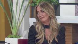 Andrea Legarreta explica cómo se inundó el estudio de grabación de su esposo Erik Rubín