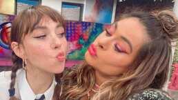 Natalia Téllez casi se besa con Andrea Legarreta y Galilea Montijo en divertido encuentro