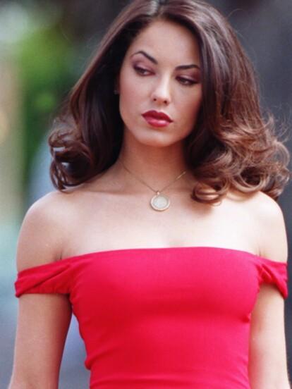 En 2004, Bárbara Mori fue la encargada de personificar a 'Rubí', una joven ambiciosa dispuesta a todo con tal de salir de la pobreza.