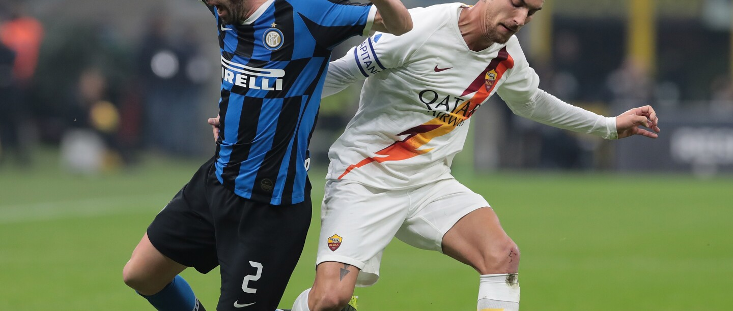 FC Internazionale v AS Roma - Serie A