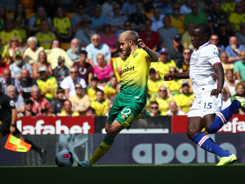 Norwich City v Chelsea FC - Premier League