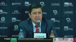 """¿Jugar bonito? Tena señala que Chivas """"sabe sacar los resultados"""""""