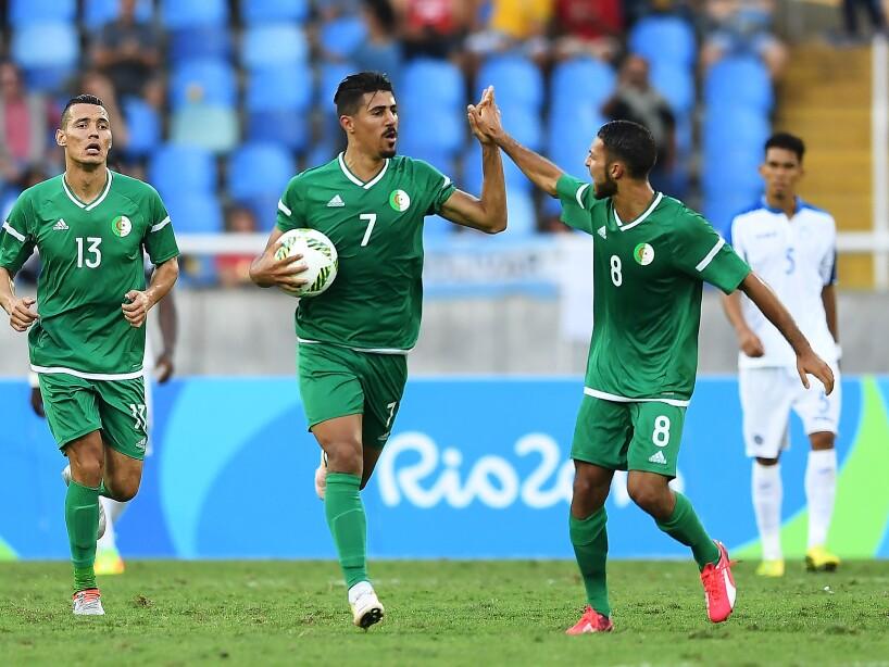Honduras v Algeria: Men's Football - Olympics: Day -1