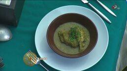 Cocina: Mole de papalo