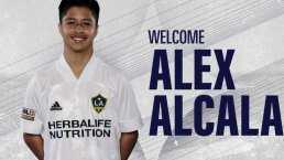 Mexicano Alcalá de 15 años es ascendido por LA Galaxy