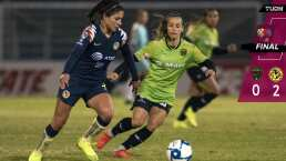 FC Juárez 0-2 América - Liga MX Femenil - Resumen y goles