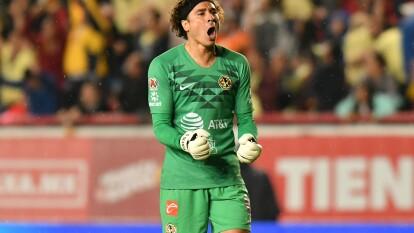 Memo Ochoa. El portero referente de la Liga MX y la Selección Mexicana.