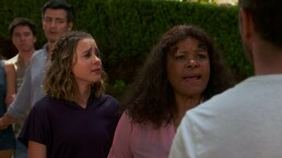 Chencha encara a Andrés y defiende a Victoria