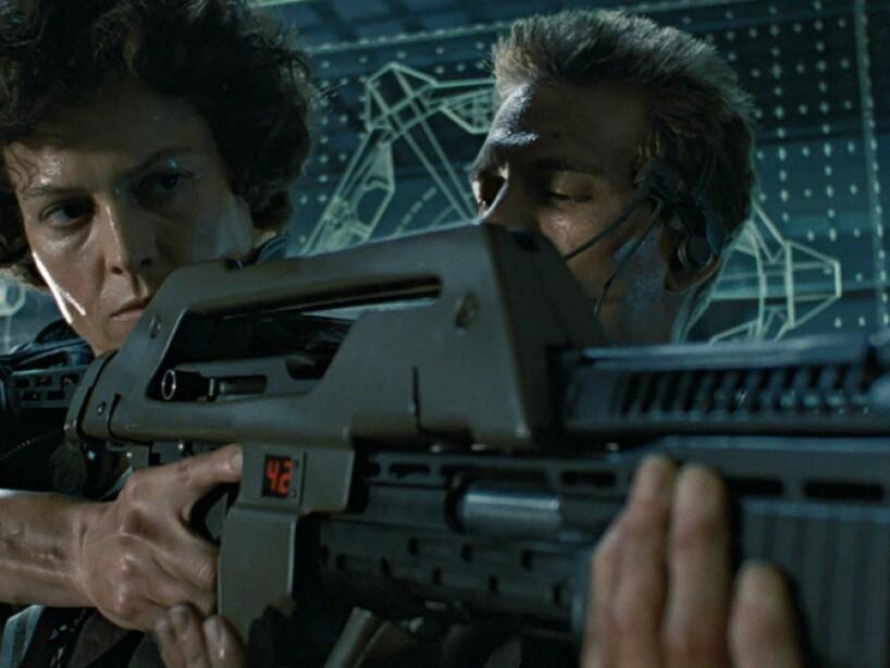 Ripley en Alien