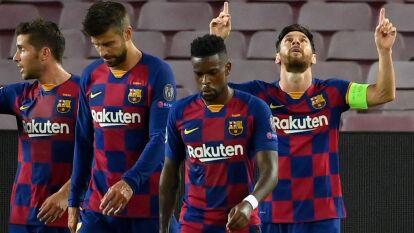¿Cómo llegan Bayern y Barcelona a los Cuartos de la Champions? | Así se presentan ambas escuadras para continuar su camino a la gloria continental.