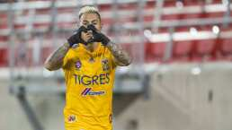 La emotiva despedida de Edu Vargas con Tigres