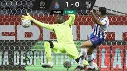 Porto sigue invicto en la Liga NOS