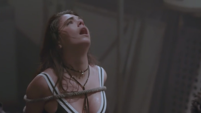 Vergara tortura a Yolanda