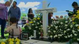 Tumba de Joan Sebastian será resguardada para evitar daños a la última morada del cantante
