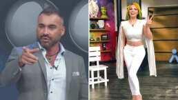 """Diego Di Marco expone a Lizbeth Rodríguez y la llama """"¡Inventada!"""""""