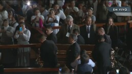 VIDEO: Misa en la Basílica de Guadalupe en honor a José José
