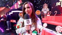 Video exclusivo: Mariazel va a festejar el fin de año en un crucero