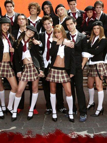 'Rebelde' fue una telenovela mexicana transmitida originalmente entre 2004 y 2006, de la cual surgirían grandes estrellas como Angelique Boyer, Anahí, Dulce María, Zoraida Gómez, Alfonso Herrera, Christopher Uckermann, Diego Boneta y Eleazar Gómez, entre otros.