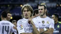 Luka Modric lanzó mensaje a un Gareth Bale distante