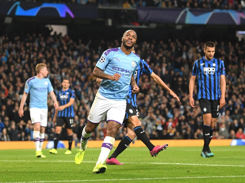 Manchester City y Tottenham destrozan a sus rivales y anotan cinco goles a sus respectivos rivales.