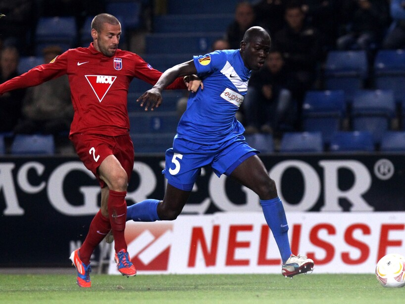 KRC Genk v Videoton FC - UEFA Europa League