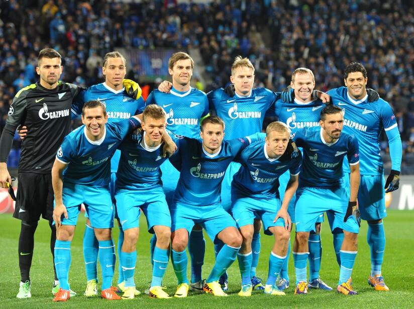 FC Zenit v FK Austria Wien - UEFA Champions League