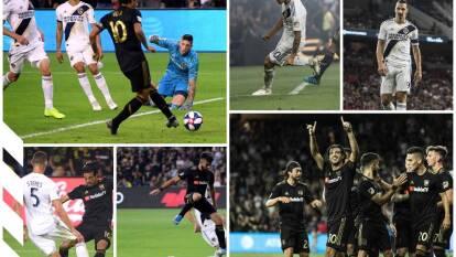 LAFC 5-3 LA Galaxy. Feria de goles en 'El Tráfico'. Doblete de Carlos Vela, Diomande y un tanto más de Rossi por los locales; Pavón, Ibrahimovic y Feltscher descontaron.