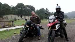 La Guarida del Mostro: Moisés Arizmendi y Franky Mostro hacen un 'road trip' en moto