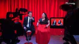 Acompaña a los conductores de los Premios TVyNovelas en un divertido backstage del evento