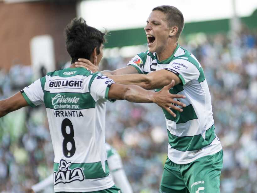 Santos Laguna vs FC Juárez, jornada 2 del Apertura 2019 de la Liga MX