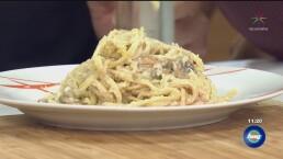 'Pasta Alfredo' con el Chef Charly