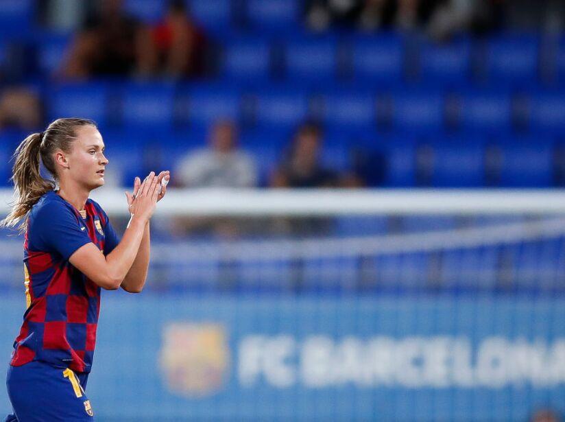 FC Barcelona v Juventus Turin - Women'S UEFA Champions League - 1/16 second leg