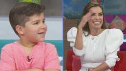 """Leo Herrera le dice a Andrea Escalona que es """"metiche y chismosa"""" y ella se defiende"""
