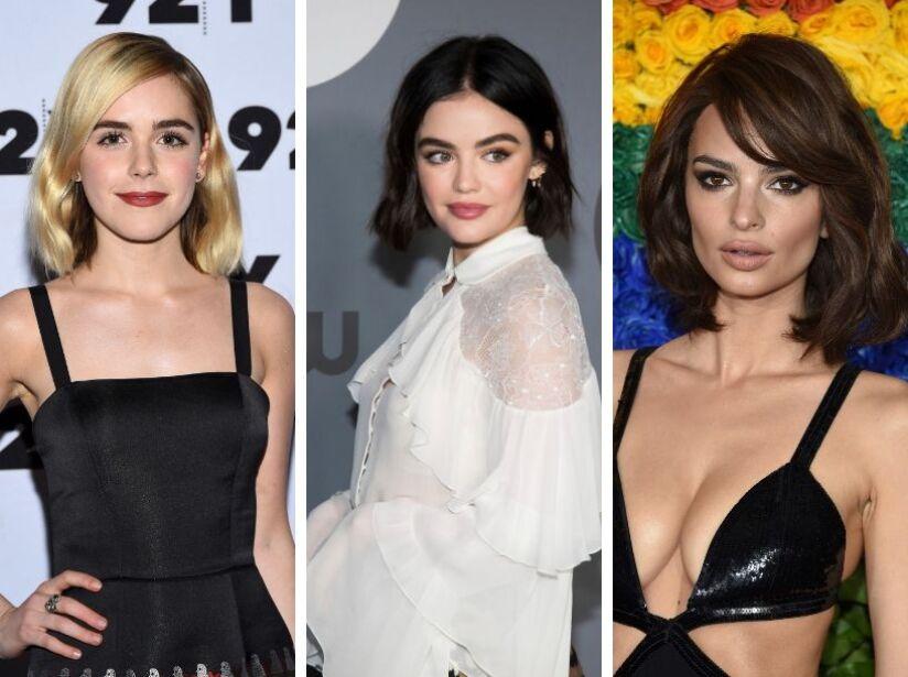 El 'bob' es el corte del verano y estas celebridades muestran cómo utilizarlo