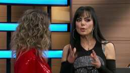 Maribel Guardia admite que ha llegado a cachetear a un hombre