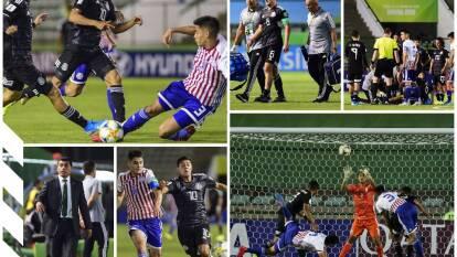 México empata sin goles con Paraguay en su debut en el Mundial Sub-17.