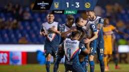 ¡Apagaron el Volcán! América derrota 1-3 a Tigres con todo y afición