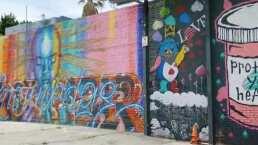 ¡Quitan mural de Carlos Vela en Los Ángeles!