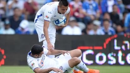 Cruz Azul no iniciaba un torneo sin ganar en las primeras tres fechas desde hace 3 años.