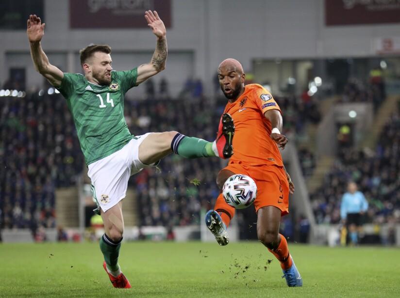 Northern Ireland Netherlands Euro 2020 Soccer