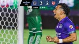 ¡Partidazo! Mazatlán consigue la victoria de 3-2 ante Necaxa