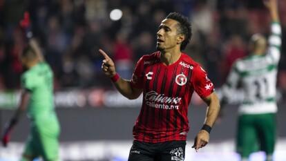 Tijuana 2-1 Santos