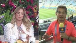 Consternada, Andrea Legarreta anuncia la muerte de Gerardo Valtierra a causa del coronavirus