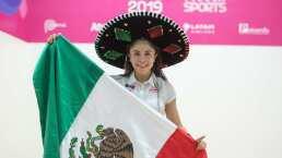 Orgullo mexicano: Paola Longoria, en el Top 10 de atletas de todos los tiempos